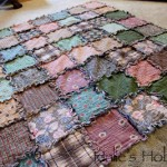 Flannel Ragtime Quilt