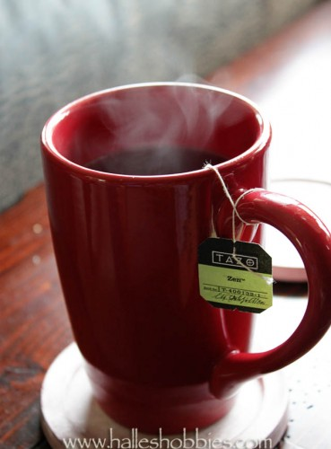 red green tea