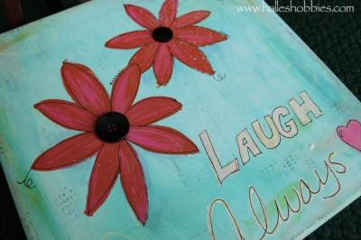 laugh always