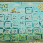 June calendar reveal