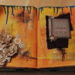 Back to art journaling