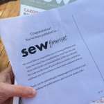 Sew Somerset feature article!!