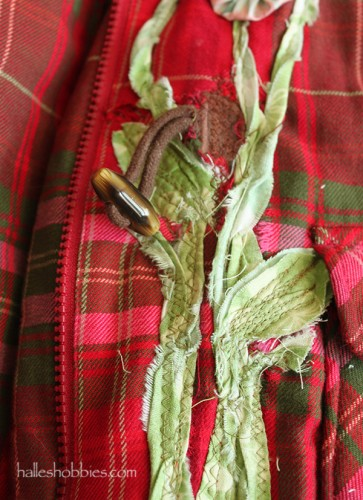 frugal coat fix  Halle'sHobbies