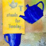 T Tuesday: progress edition