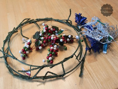 Deco mesh wreaths | Halle's Hobbies