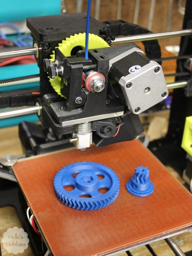 3D printer | Halle's Hobbies