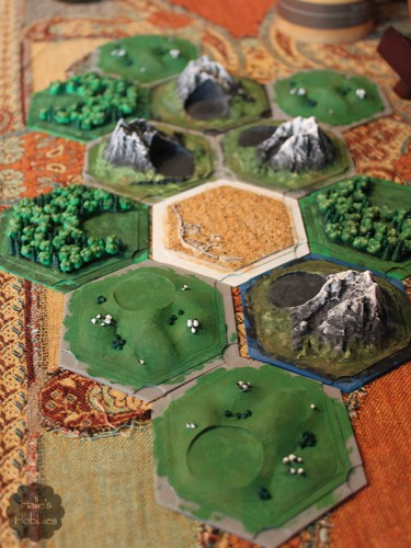 catan pieces