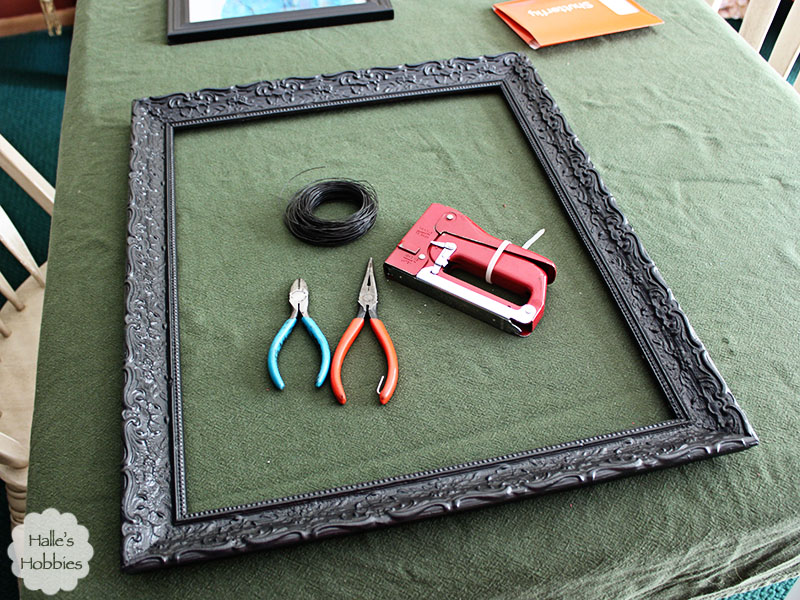 Frugal frame fix