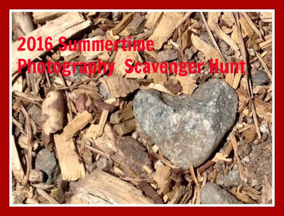 2016 Summer Photo Scavenger Hunt