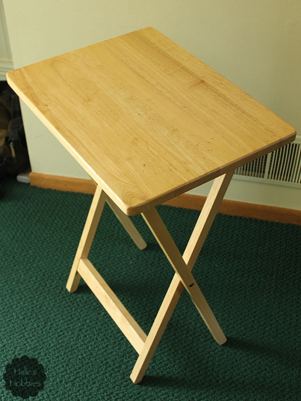 DIY workstation ironing board
