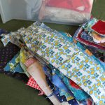 T Tuesday: scrap quilt edition