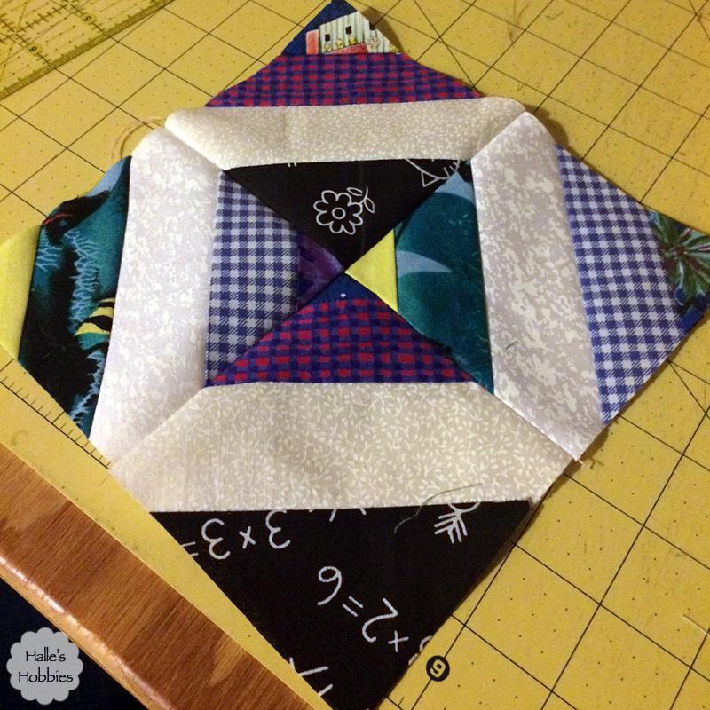 quilt label perhaps