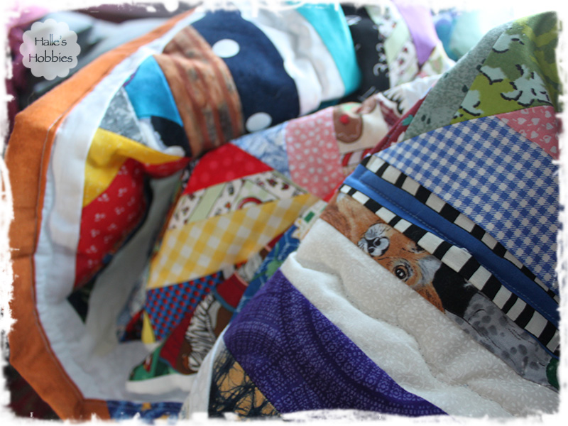 Quilt time…snuggle time