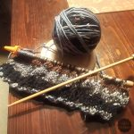 T Tuesday: laughter, tears and knitting edition