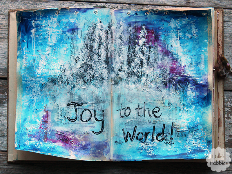 joyful journal page